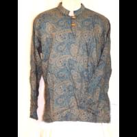 Etnikai ing kék