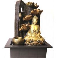 Buddha csobogó 40*30 cm