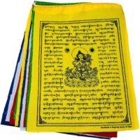 Buddhista imazászló istenséges 10 lap 20*25 cm
