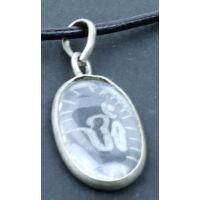 OM amulett medál 2