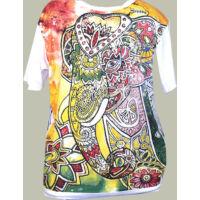 Elefántos póló XL
