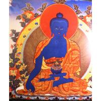 Gyógyító Buddha - Érték csökkentett!