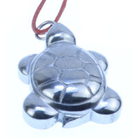 Hematit teknős medál