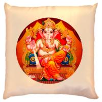 Ganesha díszpárna huzat