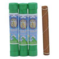 Tibeti OM szantálfa füstölő