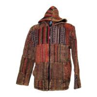 Kabát meleg foltv. több méret