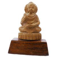 Buddha szobor cédrus