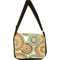 Mandalás színes táskák több szín!
