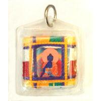 Gyógyító Buddha amulett