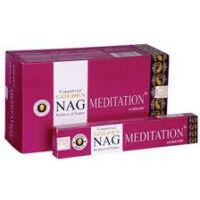 Golden Nag Meditation