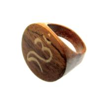 Fa OM gyűrű 19