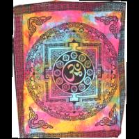 Mandala OM ágytakaró