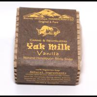 Yak milk vanilla Himalayan szappan
