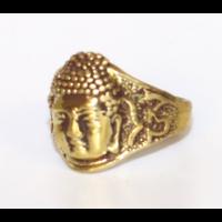 Forma gyűrű réz Buddha