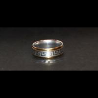 Forma gyűrű karika görög