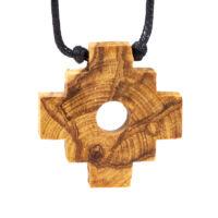 Palo santo inka kereszt nyaklánc