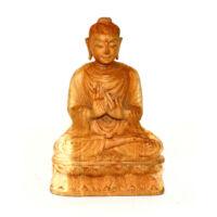Szantál Buddha szobor 1