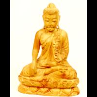 Szantál Buddha szobor 5