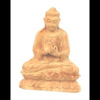 Szantál Buddha szobor 7