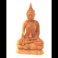 Szantál Buddha szobor 9