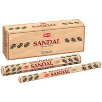 Sandal  füstölő - HEM - 6 szög