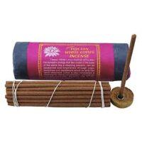 Tibeti Fehér lótusz füstölő