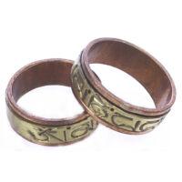 Mantrás gyűrű forgatható több méret
