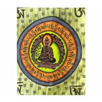 Buddha mantra mandalában