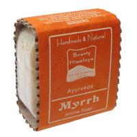 Myrrh-mirha- Himalayan szappan