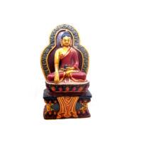 Buddha oltáron szobor