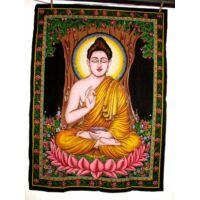 Buddha falitextil