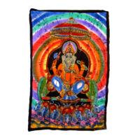 Ganesha falikép