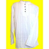 Fehér batiszt ing