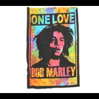 Textilkép Bob Marley