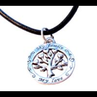 Életfa medál ezüst