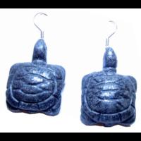 Teknős fülbevaló