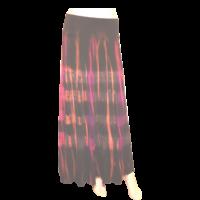 Hosszú batikolt szoknya M-L