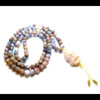 Csipke achát nevető Buddha guruval a negatív energia ellen