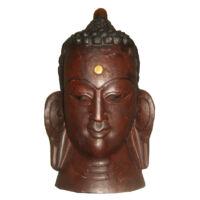 Buddha maszk 1