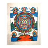Buddha élete poszter