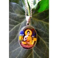 Egyedi Buddha amulett medál 2.