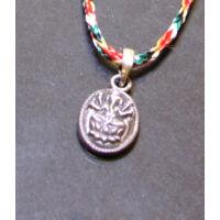 Ganesha kis medál ezüst
