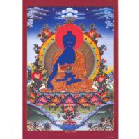 Gyógyító Buddha  poszter
