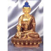 Gyógyító Buddha aranyozott 11
