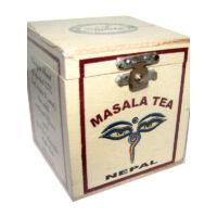 Masala tea fadoboz 50 gr.