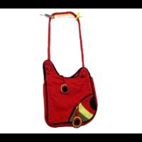 Piros kis táska