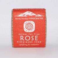 Rose-Rózsa Himalayan szappan