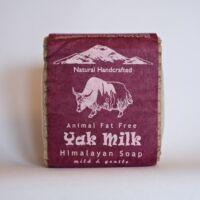 Yak milk Himalayan szappan