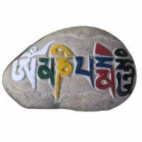 Manikő az Annapurnáról az erőért 11*7 cm