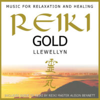 Reiki Gold Llewellyn- Music for relaxation and healing